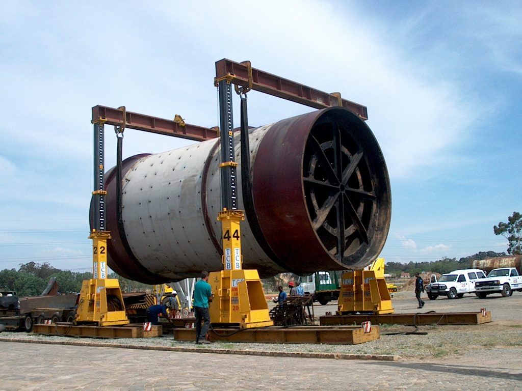 95 Ton Ball Mill