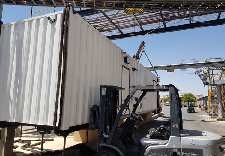 Container Handling new